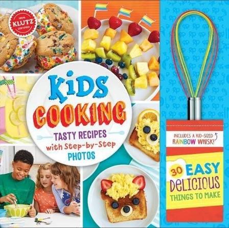 KLUTZ PRESS INC USA - Kids Cooking