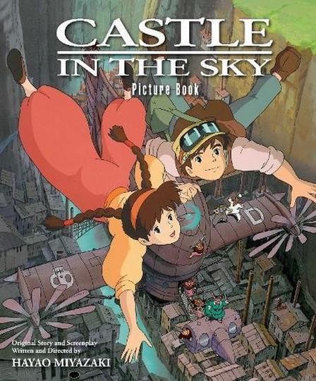 SIMON & SCHUSTER USA - Castle in the Sky Picture Book