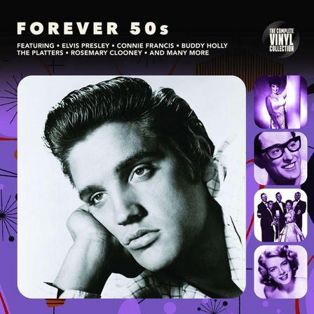 BELLEVUE PUBLISHING & ENTERTAINMENT - Forever 50's   Various Artists