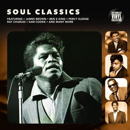 BELLEVUE PUBLISHING & ENTERTAINMENT - Soul Classics   Various Artists