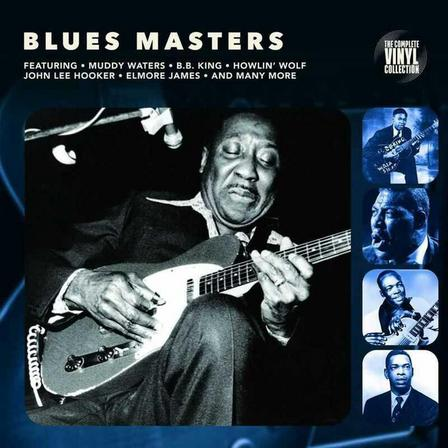 BELLEVUE PUBLISHING & ENTERTAINMENT - Blues Masters | Various Artists