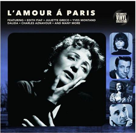 BELLEVUE PUBLISHING & ENTERTAINMENT - L Amour A Paris | Various Artists
