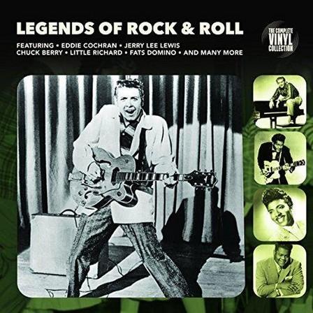 BELLEVUE PUBLISHING & ENTERTAINMENT - Legends of Rock & Roll   Various Artists