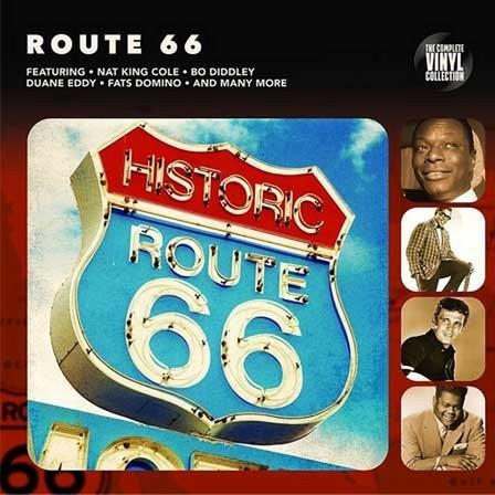 BELLEVUE PUBLISHING & ENTERTAINMENT - Route 66   Various Artists