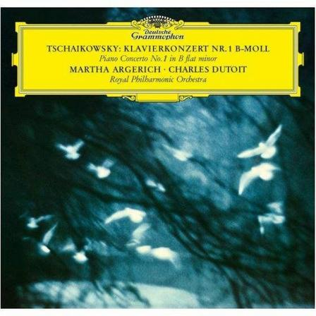 UNIVERSAL MUSIC - Tchaikovsky/Piano Concerto No. 1 In B Flat Minor/Op. 23 | Martha Argerich, Royal Philharmonic Orchestra, Charles Dutoit