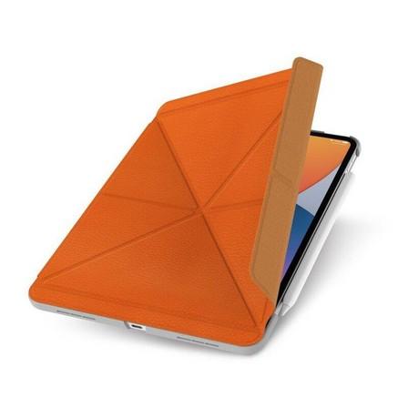 MOSHI - Moshi Versa Cover Sienna Orange for iPad Air 10.9-Inch 4th Gen/iPad Pro 11-Inch