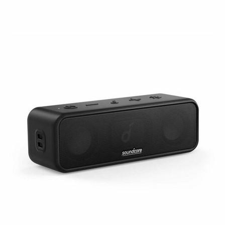 ANKER - Anker Soundcore 3 Black Bluetooth Speaker