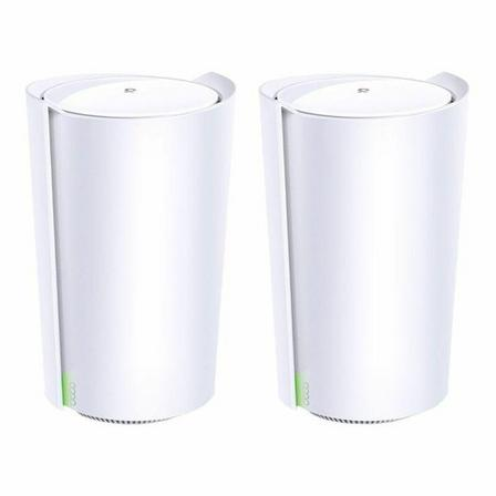 TP-LINK - TP-Link Deco X90 AX6600 Whole Home Mesh Wi-Fi System (Pack of 2)