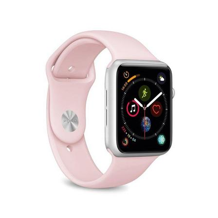 PURO - Puro Silicone Band 38-40mm Rose for Apple Watch