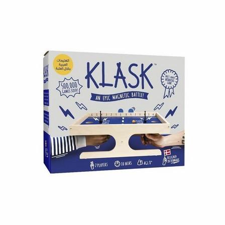 MAREKTOY - Marektoy Klask Board Game [Arabic/English]