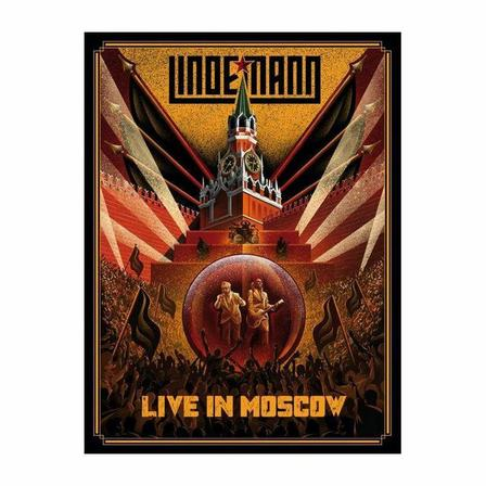 UNIVERSAL MUSIC - Live In Moscow DVD   Lindemann