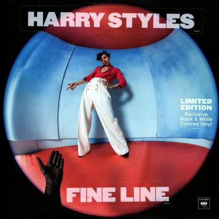 COLUMBIA - Fine Line Black And White Edition (2 Discs) | Harry Styles