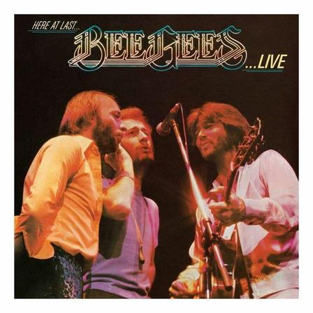UNIVERSAL MUSIC - Here At Last Bee Gees Live   Bee Gees
