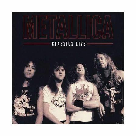 UNIVERSAL MUSIC - Classics Live (2 Discs) | Metallica