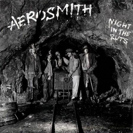 SONY MUSIC ENTERTAINMENT - Night In The Ruts 180G Vinyl | Aerosmith