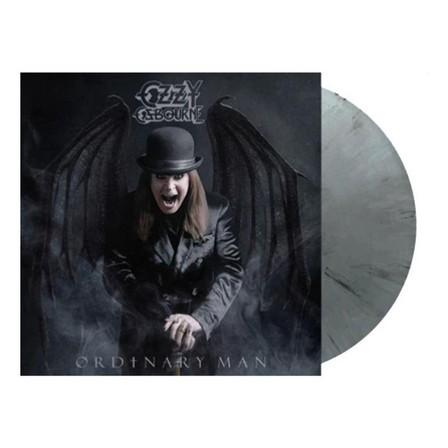 EPIC - Ordinary Man Deluxe Edition Silver Vinyl | Ozzy Osbourne