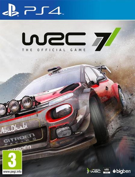BIGBEN INTERACTIVE - WRC 7 The Official Game [Pre-owned]
