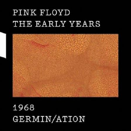 PINK FLOYD RECORDS - 1968 Germin/Ation +1 DVD +1 Blu-Ray Digipak   Pink Floyd