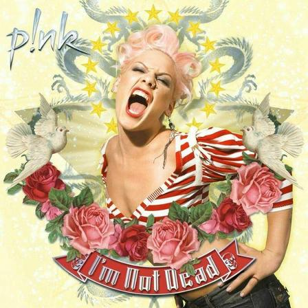LEGACY RECORDS - Im Not Dead Reissue (2 Discs)   Pink