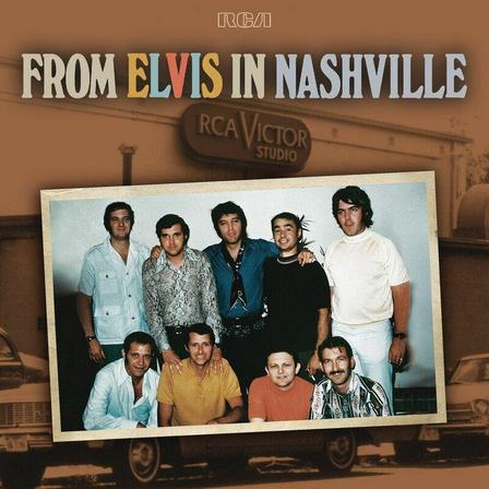 RCA RECORDS LABEL - From Elvis In Nashville (2 Discs) | Elvis Presley