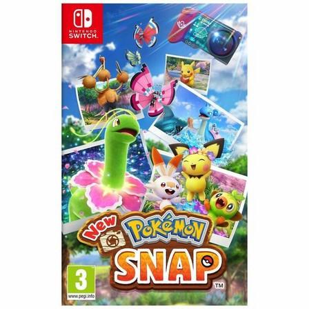 NINTENDO - New Pokemon Snap - Nintendo Switch