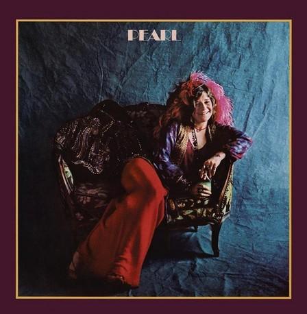 COLUMBIA - Pearl 180G Vinyl | Janis Joplin