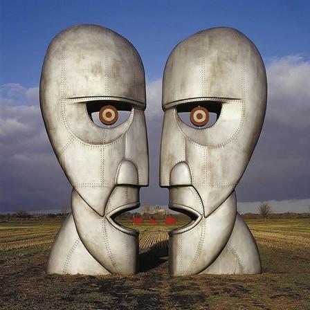 PINK FLOYD RECORDS - Division Bell 180G Vinyl 2016 Ver (2 Discs)   Pink Floyd