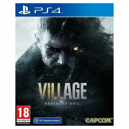 CAPCOM - Resident Evil Village - PS4