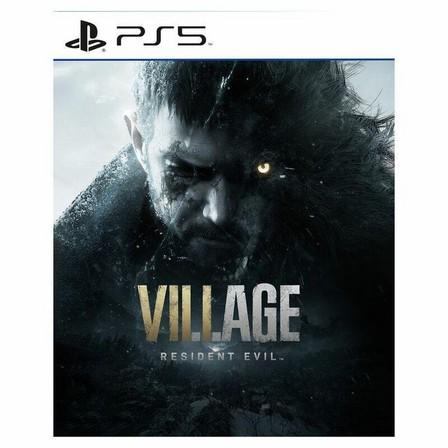 CAPCOM - Resident Evil Village - Lenticular Edition - PS5
