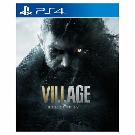 CAPCOM - Resident Evil Village - Lenticular Edition- PS4
