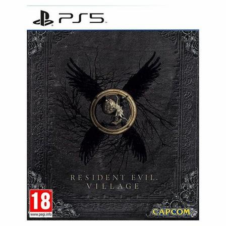 CAPCOM - Resident Evil Village - Steelbook Edition - PS5