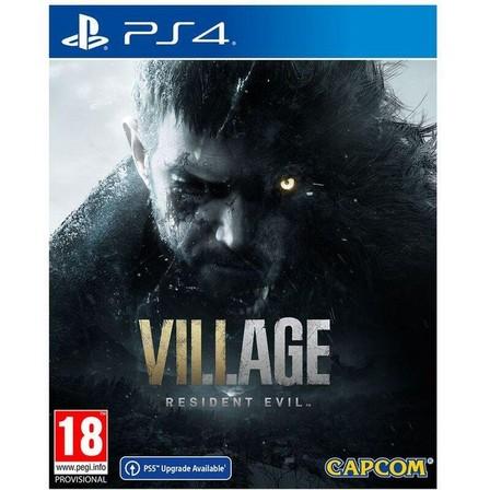 CAPCOM - Resident Evil Village - PS4 [Pre-owned]