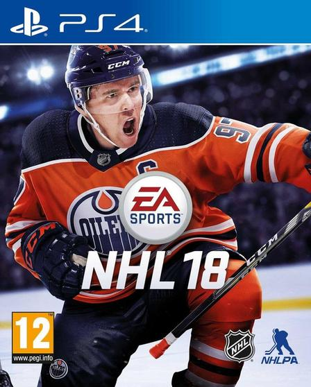 ELECTRONIC ARTS - NHL 18 [Pre-owned]