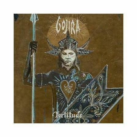WARNER MUSIC - Fortitude   Gojira