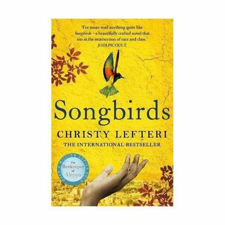 BONNIER - Songbirds Tpb