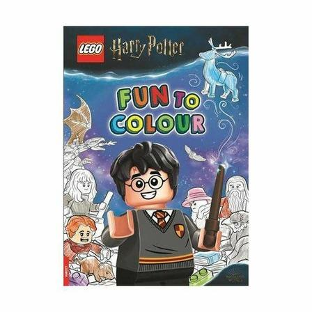 BUSTER BOOKS UK - Lego Harry Potter Fun To Colour