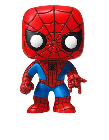 FUNKO TOYS - Funko Pop Marvel Vinyl Spider Man