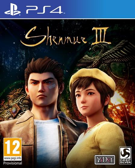 DEEP SILVER - Shenmue III [Pre-owned]