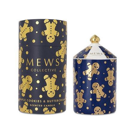 MEWS COLLECTIVE - Mews Collective Maple Cookie & Buttercream Limited Edition Candle 320g