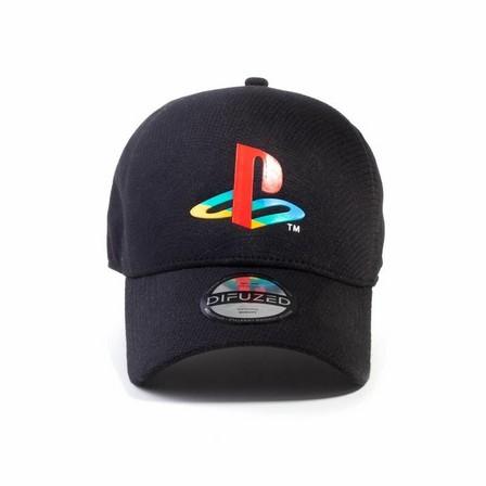 DIFUZED - Playstation Logo Seamless Unisex Cap Black