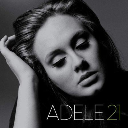 UNIVERSAL MUSIC - 21   Adele