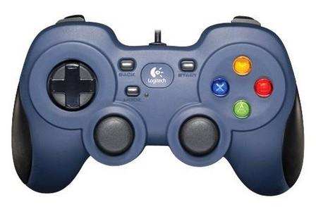 Logitech - Logitech G Gamepad F310 Controller for PC