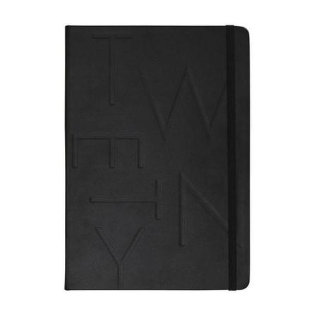 KIKKI.K - kikki.K 2020 A4 Bonded Leather Weekly Diary Jet Black