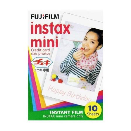 Fujifilm - Fujifilm Instax 1 Pack Of Film [Mini 10 Sheets]