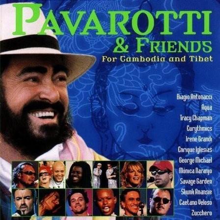 DECCA - Pavarotti & Friends For Cambodia & Tibet Volume 7 | Luciano Pavarotti