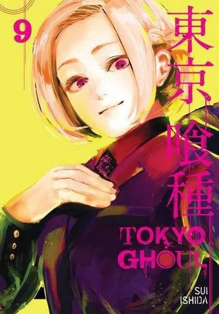 DIAMOND - Tokyo Ghoul