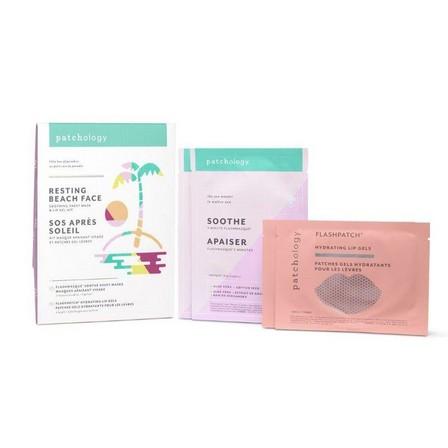 PATCHOLOGY - Patchology Resting Beach Face Skincare Kit