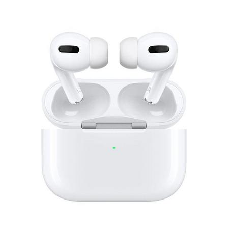 APPLE - Apple AirPods Pro Noise-Cancelling Earphones with Wireless Charging Case