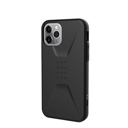 URBAN ARMOR GEAR - UAG Civilian Case Black for iPhone 11 Pro