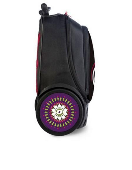 NIKIDOM - Nikidom Pair Of Wheel Mandala Stickers